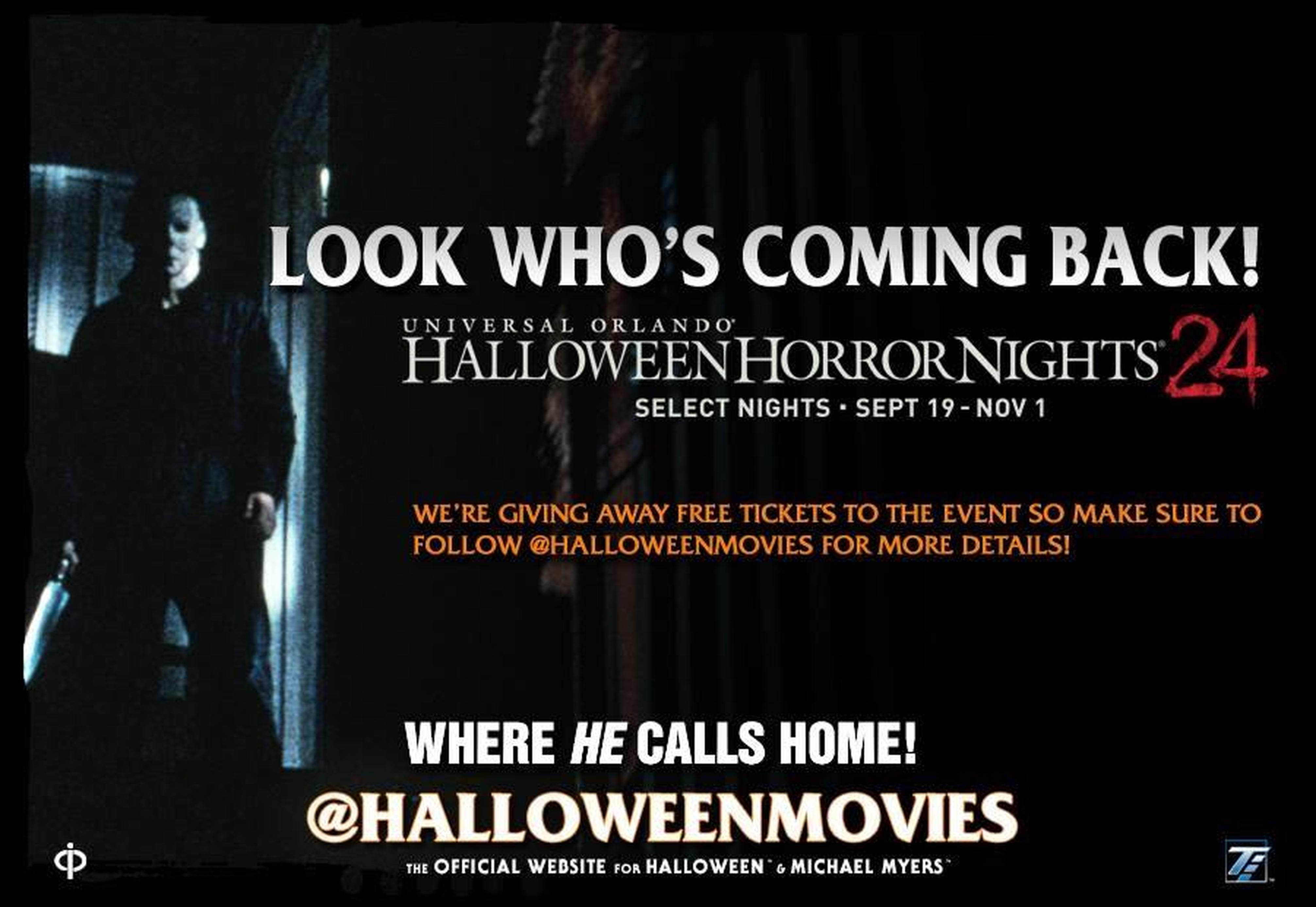 made its way onto youtube announcing from dusk till dawn as a house early its happened again the official facebook page for the halloween franchise - Halloween Horror Nights Free Tickets